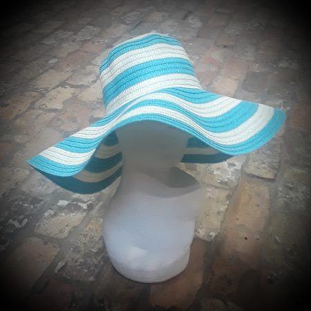 Sun Hat -Aqua