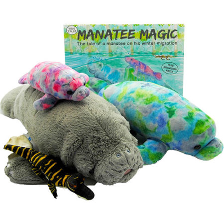 Manatee Magic is in full effect at Geronimo's!