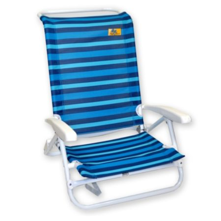 We have short and tall back beach chairs, lots of great styles.