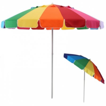 Don't forget to grab a beach umbrella!